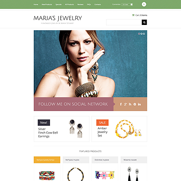 Website Template № 48268