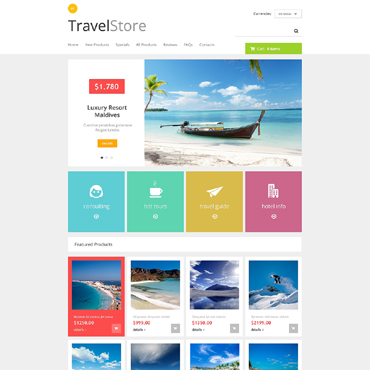 Website Template № 48269