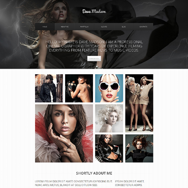 Website Template № 48315