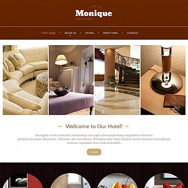 Website Template № 48389