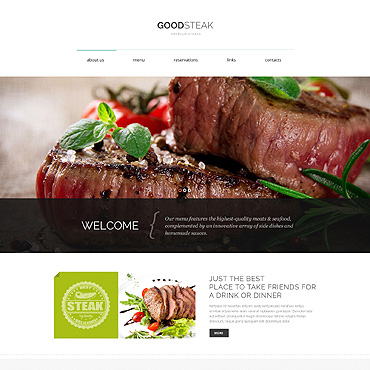 Website Template № 48403