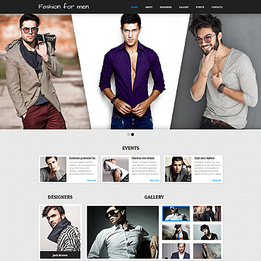 Website Template № 48405
