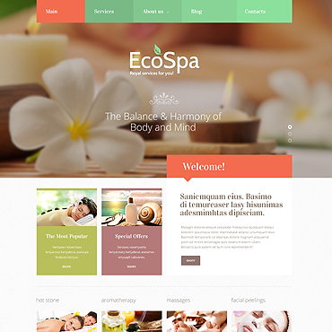 Website Template № 48406