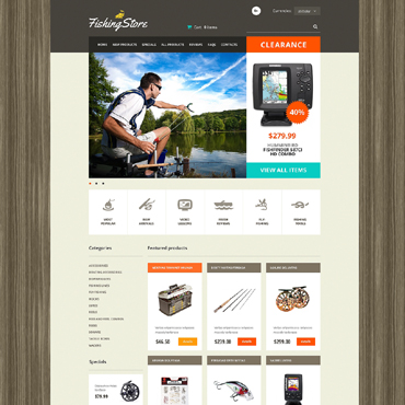 Website Template № 48441