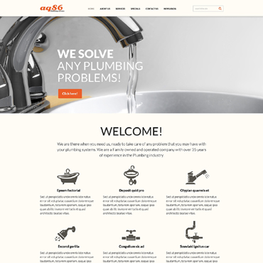 Website Template № 48518