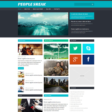 Website Template № 48539
