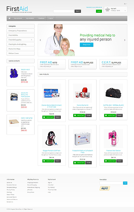 magento community templates - template 48582
