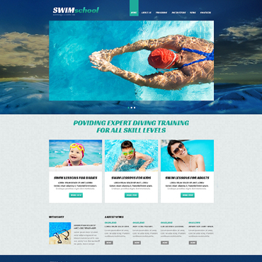 Website Template № 48587