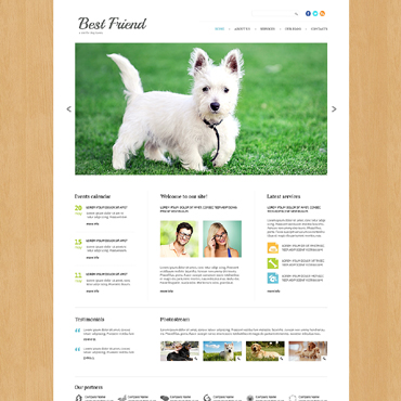 Website Template № 48591