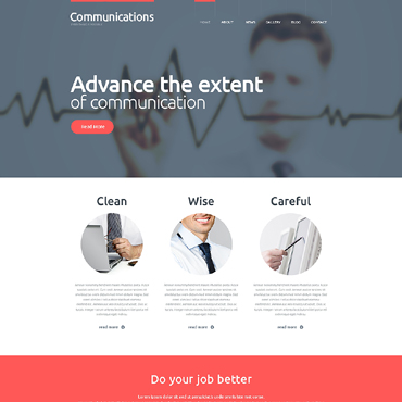 Website Template № 48606