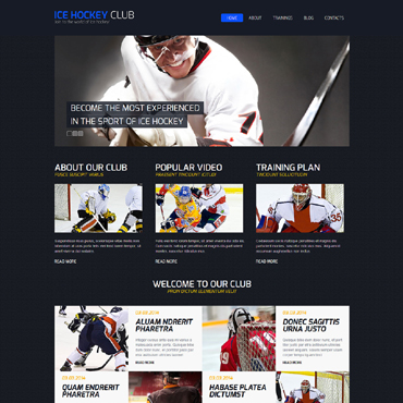 Website Template № 48641