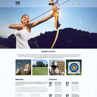 Website Template № 48695