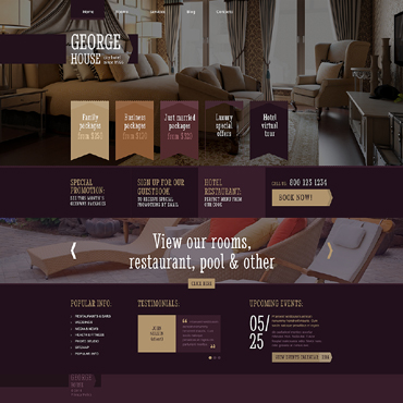 Website Template № 48707