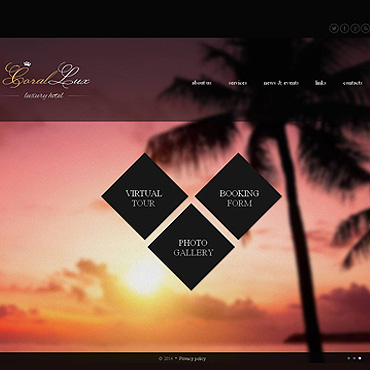 Website Template № 48723
