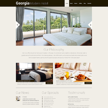Website Template № 48744