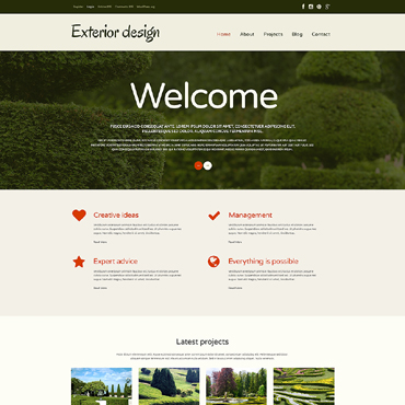 Website Template № 48779