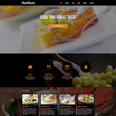 Website Template № 48802