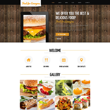 Website Template № 48803