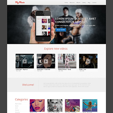 Website Template № 48882