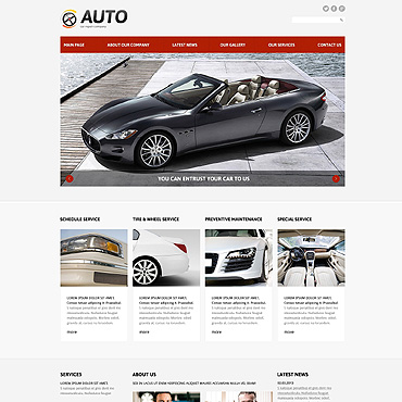 Website Template № 48883