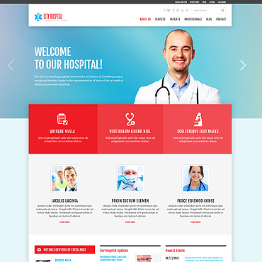 Website Template № 48887