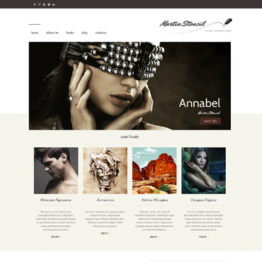 Website Template № 48924