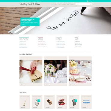 Website Template № 48930