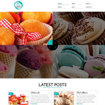 Website Template № 48955