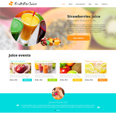 Website Template № 48957