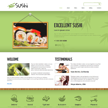 Website Template № 48958