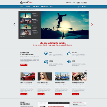 Website Template № 48961