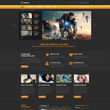 Website Template № 48962