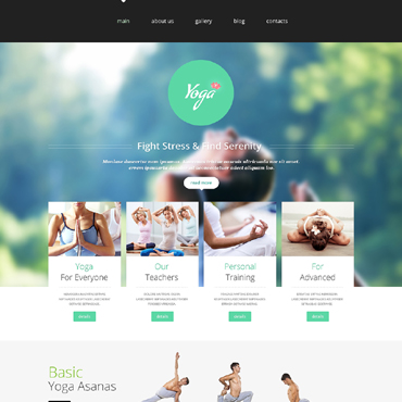 Website Template № 48967
