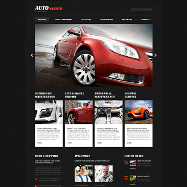 Website Template № 48970