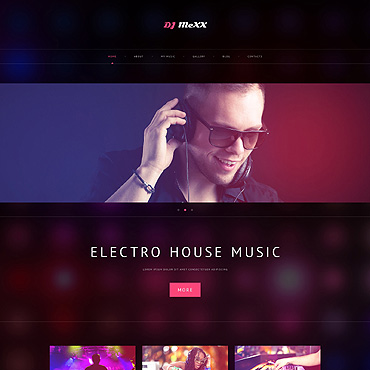 Website Template № 48979
