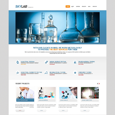 Website Template № 49002