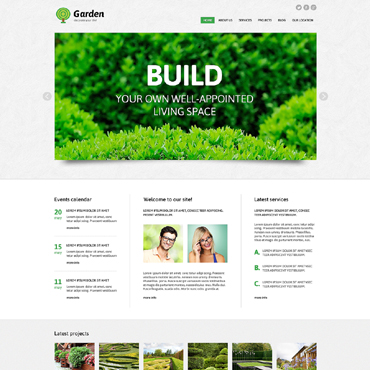 Website Template № 49008