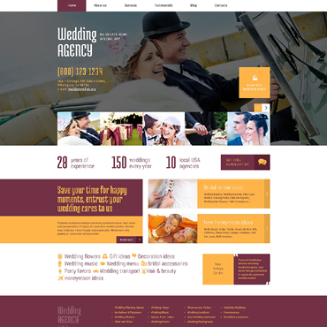 Website Template № 49011