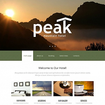 Website Template № 49036