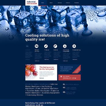Template Mâncare și băutură HTML, JS şi CSS #49072