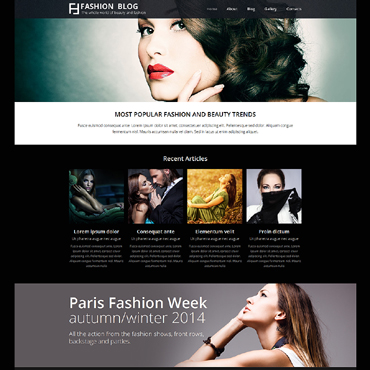 Website Template № 49094