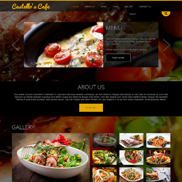 Website Template № 49096