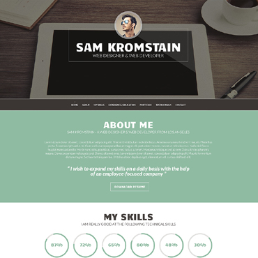 Website Template № 49157