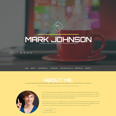 Website Template № 49158