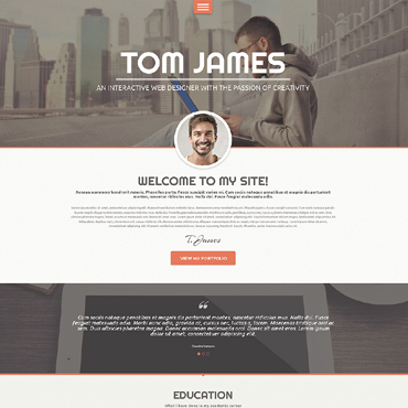 Website Template № 49159