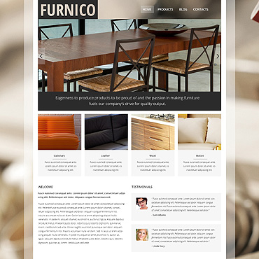 Website Template № 49204