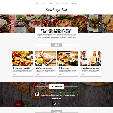 Website Template № 49218
