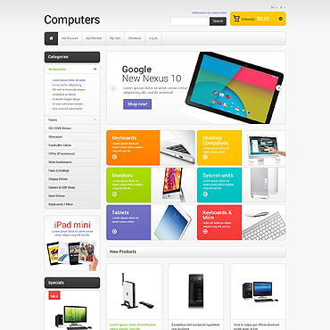 Website Template № 49367