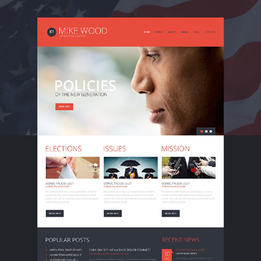 Website Template № 49376