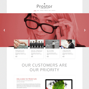 Website Template № 49390
